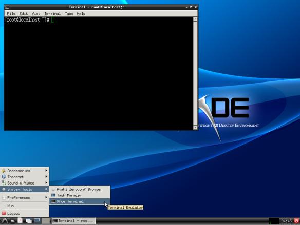 GTK-based applications #1: Terminal emulators (2/3) | eerielinux