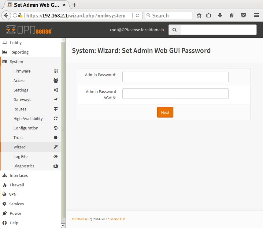 Building a BSD home router (pt  5): Installing OPNsense | eerielinux